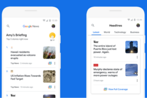Google News gets Data-Saving features for Low Data Bandwidth Users
